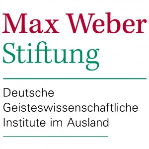 MAX WEBER STIFTUNG LOGO